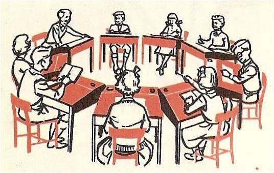 Classroom Design For Discussion Based Teaching ~ D is for dogme an a z of elt