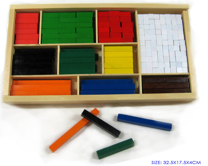 cuisenaire rods | An A-Z of ELT