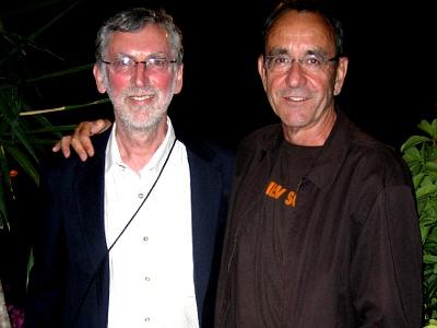 Leo van Lier and me