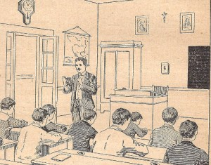 teacher mexico 1923