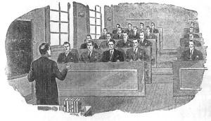 in class 1950