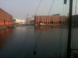 Not Venice. Liverpool.