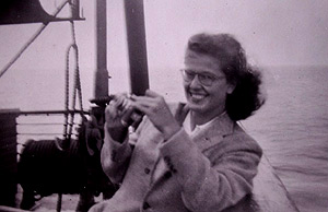 Natalie Lüthi Peterson 1946