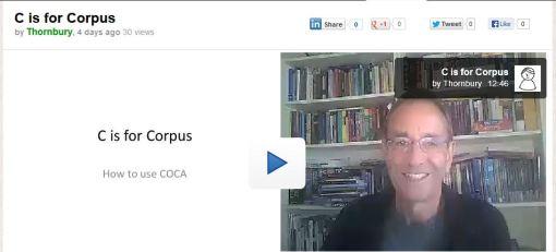 present.me corpus