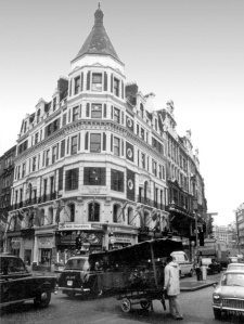 IH Shaftesbury Avenue - where it all started