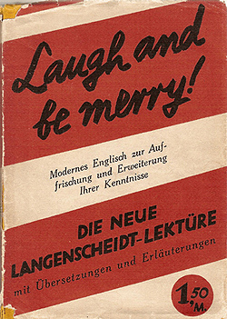 Laugh and be Merry