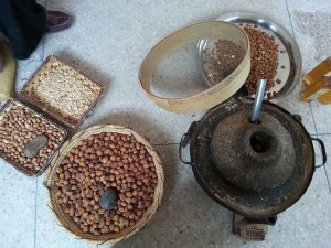 argan oil equipment