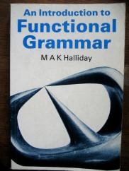 Halliday grammar