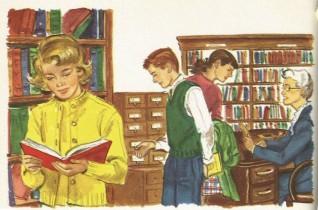 language arts library